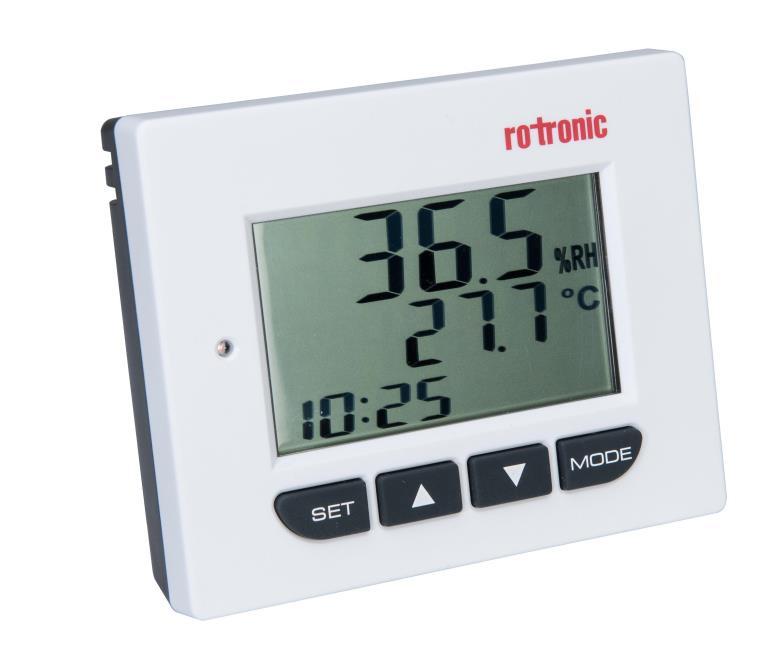 HD1室内用温湿度显示器