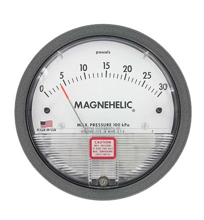 Dwyer2000系列Magnehelic差压表